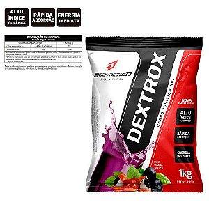 Dextrose 1kg - Bodyaction - Sabor GUARANÁ COM AÇAÍ