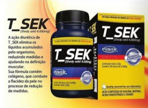 T- SEK 120G  POWER SUPPLEMENTS