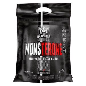 Monsterone 3KG - DARKNESS - BAUNILHA