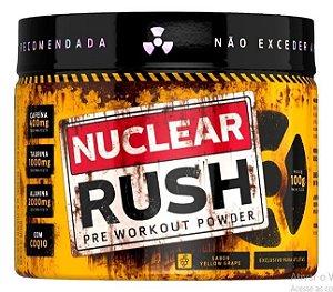 Nuclear Rush Melhor Pré Treino 2g Alanina Bodyaction.
