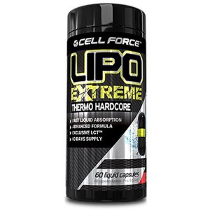 Lipo Extreme - Thermo Hardcore (60 Caps) - Cell Force
