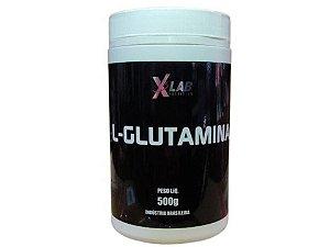 Glutamina 500g XLAB Sabor Natural