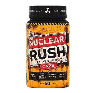 Nuclear Rush 60 Caps. Bodyaction