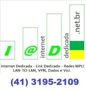 Internet Dedicada - Santa Catarina - SC - Ligue Já (41) 3195-2109