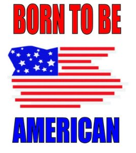Born to be American - Colorido