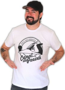 Camiseta Masculina Plaina Canal da Poeira