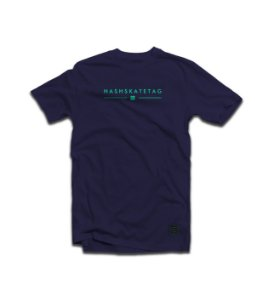 Camiseta Future Line Marinho
