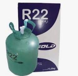 GÁS R-22 - BOTIJA COM 13,6 KG