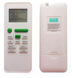 Controle Remoto Ar Elgin Eco Split Cassete