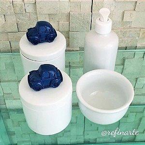 Kit Higiene Fusquinha