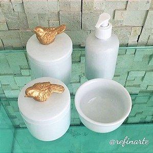Kit Higiene Pássaro