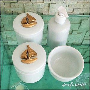 Kit Higiene Barquinho
