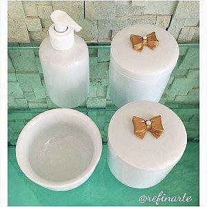 Kit Higiene Lacinho Chanel