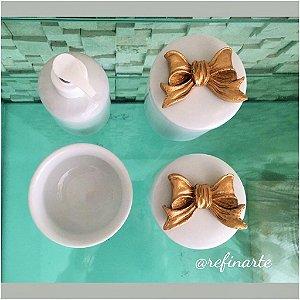 Kit Higiene Lacinho Daminha