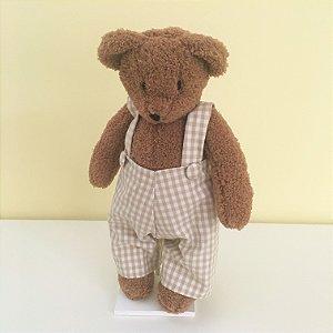 Urso Kendy Macacão