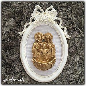 Quadro Laço Up Sagrada Família