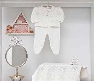 Saída de Maternidade Luxo