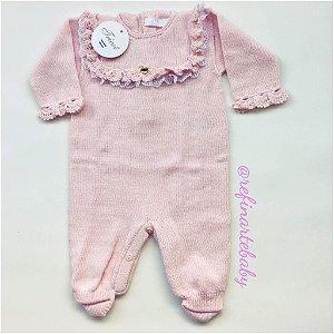 Saída de Maternidade Minie Seridó Rosa