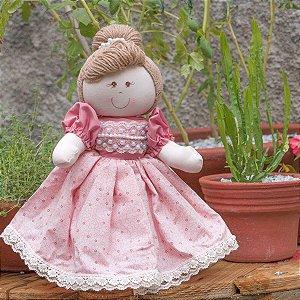 Boneca Princesa Pietra