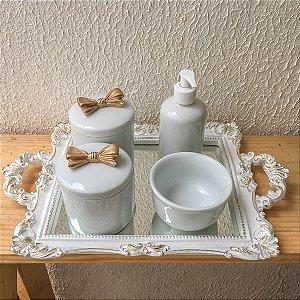 Kit Higiene Completo Lacinho Princesa