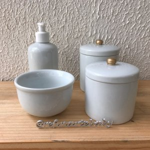 Kit Higiene Bolinha Classic