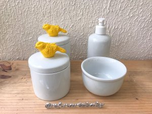 Kit Higiene Pássaros