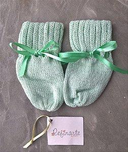 Luvinha de bebê Verde Menta