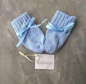 Luvinha de bebê azul 1