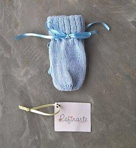 Luvinha de bebê azul 2