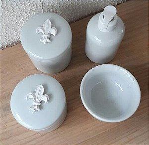 Kit Higiene Flor de Lis