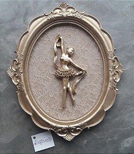 Quadro Nobre Bailarina