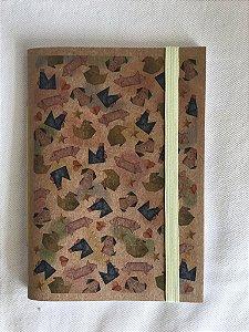 Caderninho - Coleção Isa Amado para Tudo Conta Umma Historia - ORIGAMI