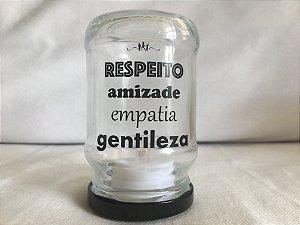Luminária de Led (10 cm) - GENTILEZA (1 unidade)