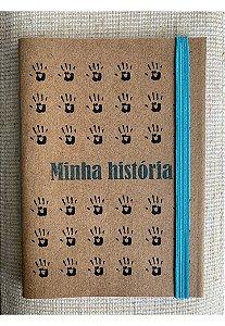 Caderninho - Coleção Identidade - MINHA HISTÓRIA