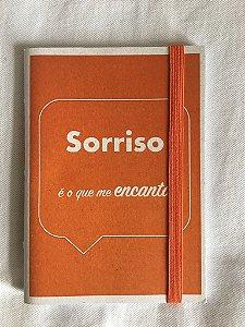 Caderninho - Coleção Os Sentimentos - SORRISO