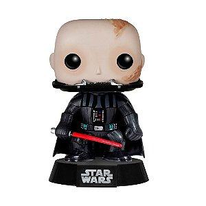 Darth Vader (sem máscara) | Star Wars - Funko POP! Vinyl