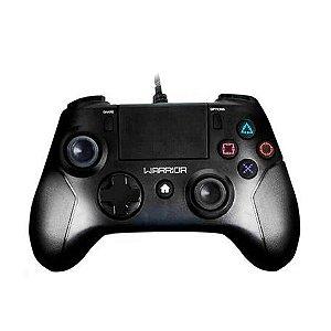 Controle Para PS3 PS4 e PC Multilaser Gamer Warrior Joy Pad PRO JS083