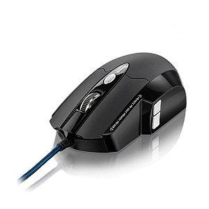 Mouse Gamer Multilaser Warrior 3200DPI MO191