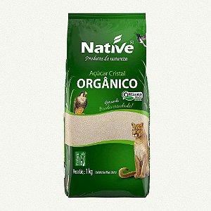 Açúcar Orgânico - Native 1kg
