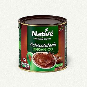Achocolatado Orgânico - Native - 400g