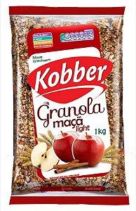 Granola Kobber Light Maça & Canela 1kg