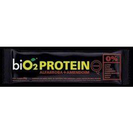 Barra de Cereal  Vegana de Proteína Sabor Baunilha e Amendoim Bio2 40g