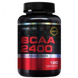 BCAA 120 cáps Probiótica