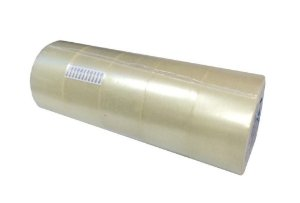 5 Rolos Fita Adesiva Transparente 48mm  x 45metros