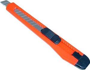 Estilete Brasfort 9mm (Fino)