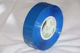 Fita Adesiva Azul - Aprox. 400 metros - Alta Aderência