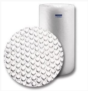 Plastico Bolha Clean - 30cm x 100 metros