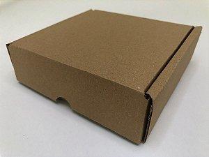 25 Caixas de Papelão Correios Sedex Pac Nº00 C:16 X L:16 X A:5 cm