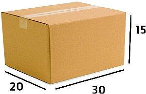 25 Caixas de Papelão Correios Sedex Pac Nº18 - C:30 X L:20 X A:15 cm