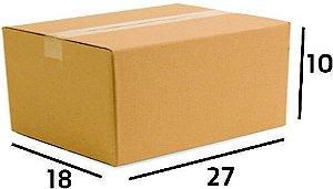 25 Caixas de Papelão Correios Sedex Pac Nº16 - C:27,5 X L:18 X A:10 cm